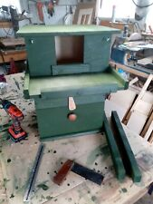 EXTERIOR BARN OWL NEST BOX WITH FRONT INSPECTION HATCH