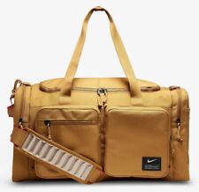 Nike Utility Power Medium Training Duffle Bag - Wheat