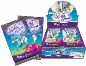 Bella Sara Moonfairies Booster Box : Sealed Box of 24 Card Packs