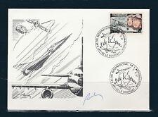 FRa/ enveloppe salon aéronautique et espace 93 le Bourget  1981