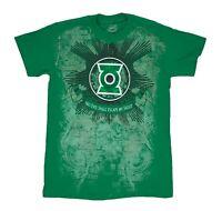 DC Comics Green Lantern No Evil Shall Escape My Sight Men's T Shirt