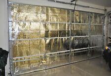 NASA Tech Reflective Foam Core Garage Door Insulation Kit 16Lx7H 5 Panel