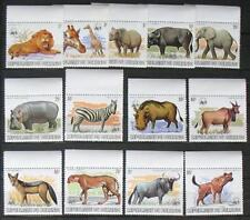 S245) Burundi Minr 1596 - 1608 or Mint Wwf-Serie Kw