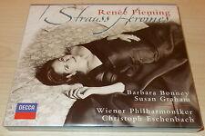 RENEE FLEMING-STRAUSS HEROINES-CD 1999-ESCHENBACH/BARBARA BONNEY-NEW & SEALED
