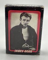 Vintage 1992 JAMES DEAN BOXED COMPLETE BASIC TRADING CARD SET (50 CARDS)