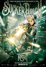 """Sucker Punch Movie Poster 18"""" x 28"""" ID:3"""