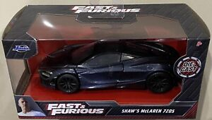 Jada Fast & Furious Shaw's McLaren 720s 1/32 die cast Car