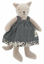 Moulin Roty La Grande Famille 20 cm Soft Toy Agathe the Cat from Wyestyles