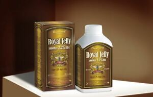 NEW Toplife Royal Jelly 1000 Max 2.2% HDA 365 Capsules Top Life