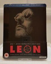 Leon: 20th Anniversary Special (Blu-ray SteelBook) [UK]