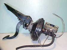 Mercedes Benz 200 Brake Master Cylinder Pedal Assembly Brake Booster_1967_Ate_OE