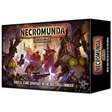 Games: Necromunda Underhive 2017 Main Game