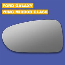 For Ford Galaxy wing mirror glass 95-06 Left Passenger side Spherical