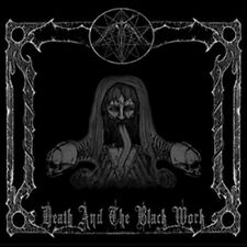 Nightbringer-Death and the Black Work 2CD Reissued on DCD in 2012 by FPR