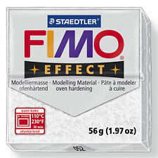FIMO Effect 56g Polymer Clay 24 Colours Modelling Jewellery Craft 5.5cm x 5.5cm