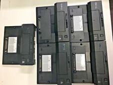 LOT OF 50 Dell E Port Plus Port Replicator PR03X PRO3X 07068 Docking Station