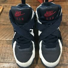 Nike Air Raid Obsidian US8 UK 7 USED VINTAGE SAFARI JORDAN SUPREME Fear Of God