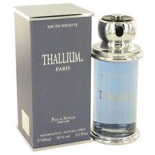 Thallium Cologne By PARFUMS JACQUES EVARD FOR MEN 3.3 oz EDT Spray 432533
