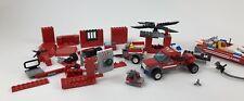 Lego City Fire Dept sets  LOT 7239 7942 NOT Complete