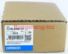 OMRON PLC CJ1W-AD041-V1( CJ1WAD041V1 ) New in box Fast shipping