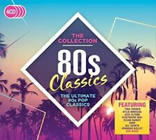 Various Artists - 80s Classics: The Collection / Various [New CD] Italy - Import