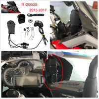 Motorcycle Windshield Wind Elevator Remote Control Switch For BMW R1200GS 13-17