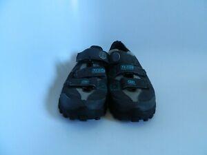 Bontrager Rage MTB Womens Gray Inform Mountain Biking Shoes Size 6.5 408744