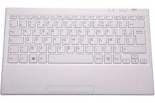 Sony Vaio SVT1121 SVT1122 Handauflage Touchpad Dock French Azerty Tastatur Grad