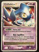 Carte Pokemon CREFADET 140/146 Holo Niv X Diamant et Perle D&P FR