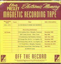 Elvis Collectors 5 CD Boxset Elvis Off The Record (Rare)