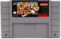 Street Fighter II 2: Turbo Super Nintendo 1993 SNES Tested