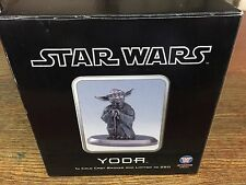 Attakus Star Wars Cold Cast Bronze Yoda sculpted by BOMBYX Limited  138/250