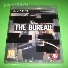 THE BUREAU XCOM DECLASSIFIED  NUEVO Y PRECINTADO PAL ESPAÑA PLAYSTATION 3 PS3