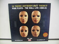 PINK FLOYD THE WALL LIVE 1980/81 CARTONATO PROMO DISPLAY ADVERT CM.33x33