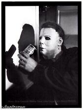 John Carpenter HALLOWEEN 1978 Michael Myers MAGNET Photo THE SHAPE Dr. Pepper!