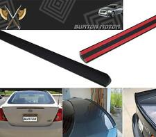 FOR 2006-2012 TOYOTA YARIS SEDAN-BMW M3 Style Trunk Lip Spoiler-09 10 11