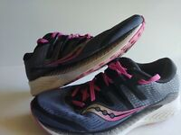 Womens Saucony Ride ISO Running Shoes Sz 7.5 40 S10444-4 Athletic Sneakers