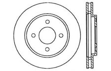 C-TEK Standard Disc Brake Rotor-Preferred fits 1983-1987 Plymouth Caravelle Cara