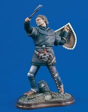 Verlinden 120mm (1/16) Bertrand du Guesclin French Knight with Base [Resin] 1680