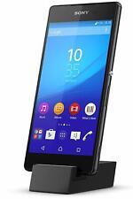 Genuine SONY EXPERIA Z5 Premium Estación de acoplamiento Dock Cargador Sincronización De Teléfono Inteligente
