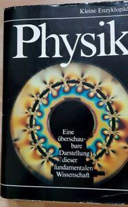Physik Kleine Enzyklopädie Physik