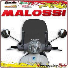 MALOSSI 4516054 CUPOLINO SPORT FUMÉ CHIARO PIAGGIO VESPA LX 50 LX50 2T
