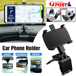 Universal Car Dashboard Rotation Mobile Phone Holder Stand Mount Bracket 1x