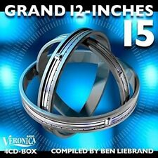 Ben Liebrand - Grand 12-Inches 15 [New CD] Holland - Import