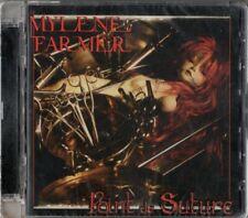 MYLENE FARMER - POINT DE SUTURE / CD ALBUM NEUF SOUS BLISTER D'ORIGINE