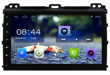 "9"" WiFi 3G Android 6.0 Car Stereo Radio GPS Navigation For Toyota Prado LC120"