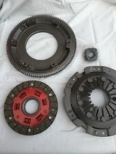 classic mini verto lightened flywheel & complete uprated sports clutch combi kit