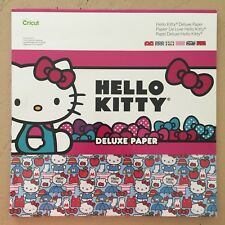 Cricut 'Hello Kitty' Deluxe Paper Double-sided 12 inch x 12 inch