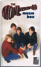 THE MONKEES MUSIC BOX - 4 CD BOOKLET  F.C. SIGILLATO!!!
