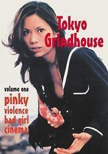 Tokyo Grindhouse Volume One: Pinky Violence Bad Girl Cinema, .., .., book, , Ver